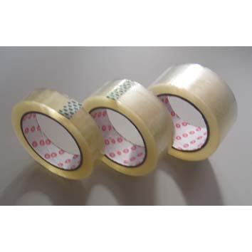 Adhesive Packaging Tape Clear 36mmx75Mx50um